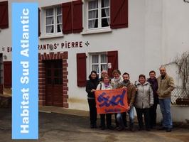 L'année 2015 démarre bien et nos réunions syndicales se tiennent dans les restaurants. Bienvenue au Pays Basque!